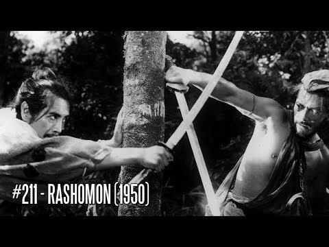 EFC II #211 - Rashomon (1950) [Asian Cinema Season 2017]