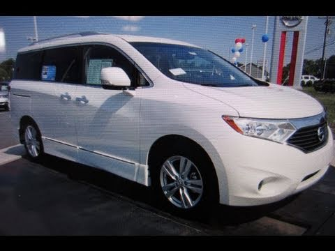 2011 Nissan Quest Le Start Up Engine And In Depth Tour Youtube