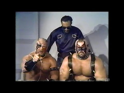 NWA World Championship Wrestling 8/2/86