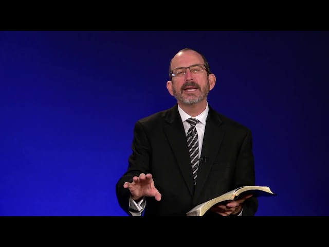 Rut capítulo 2 - parte 1 - Dr. Baruch Korman
