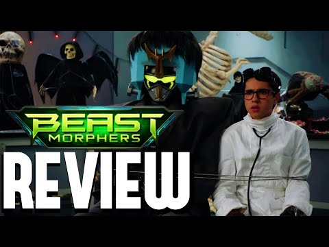 "Power Rangers Beast Morphers Episode 15 Review! ""Hypnotic Halloween"". ""Tuba Triumph"" & ""Real Steel!"""