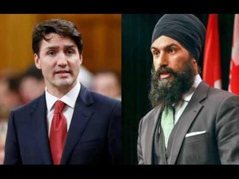 Jagmeet Singh - Justin Trudeau Is OFFENSIVE X 3