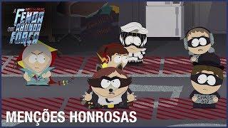 South Park: A Fenda que Abunda Força - Menções Honrosas