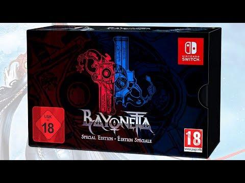 BAYONETTA~Special Edition Nintendo Switch.