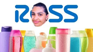 I Tried Hair Products From Ross
