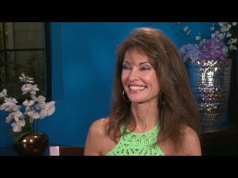 EXCLUSIVE: Susan Lucci on Doing Nude Scenes at 69: It s a Lot of Preparation from YouTube · Duration:  1 minutes 57 seconds