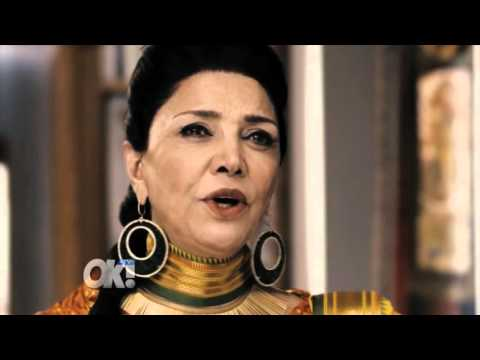 Shohreh Aghdashloo opens up about her role on the SyFy series The Expanse
