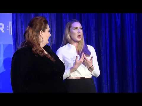 """Ah guarda, Sorella"" (Tamara Wilson, soprano; Samantha Hankey, mezzo-soprano; Brian Zeger, piano)"