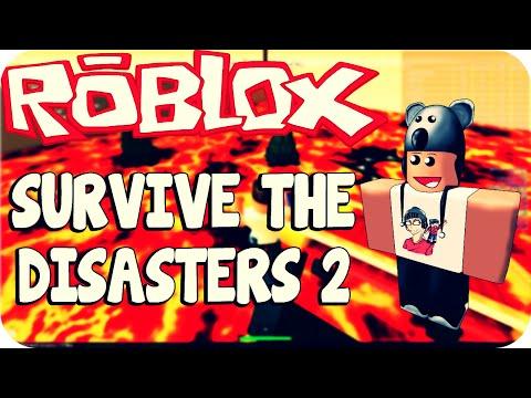 Roblox Natural Disaster 2