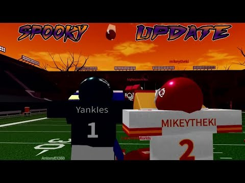 Halloween Update Football Fusion Funny Moments 2 Youtube