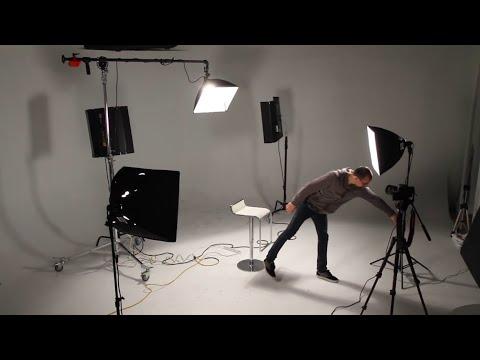 Filmmaking 101 Three Point Lighting