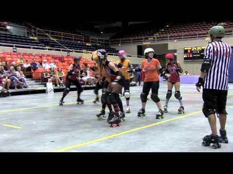 roller derby: Jukes Of Hazzard @ Hostess City Hellions