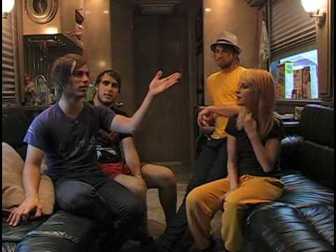 Paramore Warped Tour 2007 Interview