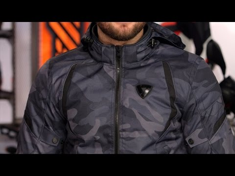 Bmw Motorcycle Jacket >> REV'IT! Flare Jacket Review at RevZilla.com - YouTube