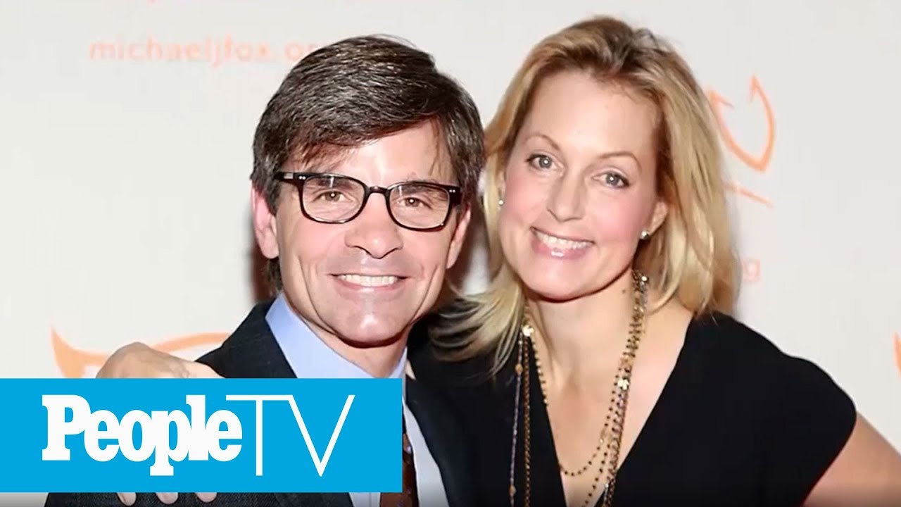 George Stephanopoulos Tested Positive For Covid 19 As Wife Ali