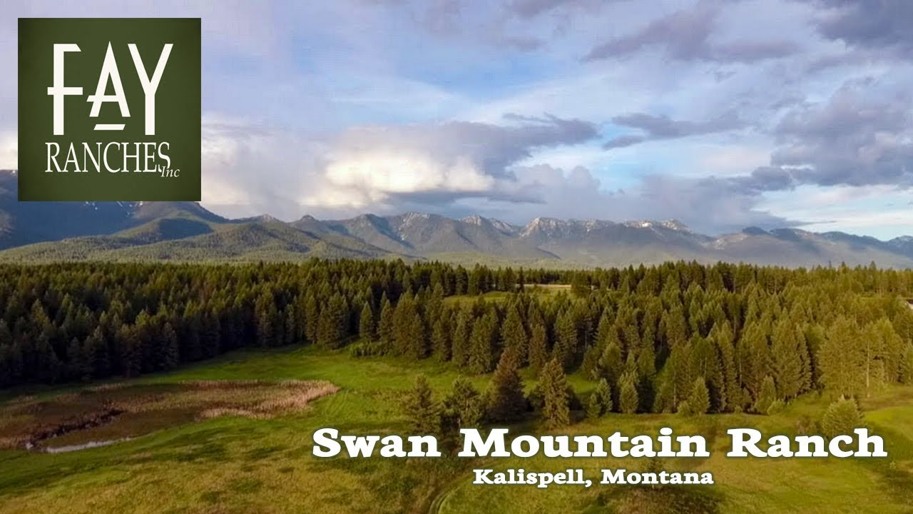 Montana Ranch Property for sale | Swan Mountain Ranch | Kalispell MT