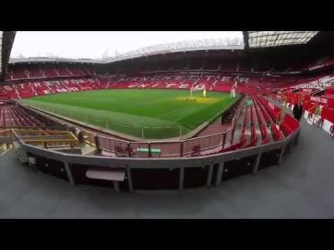 OLD trafford full tour