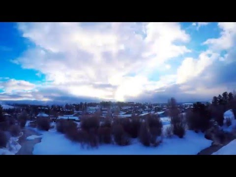 Fraser, Colorado Time-lapse
