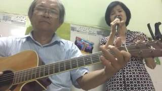 CHIỀU BIÊN GIỚI - Kim Nên ( guitar: Nguyễn Bân)