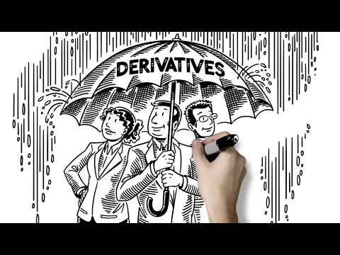 How do derivatives benefit the global economy?