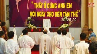 Nhà thờ Đức Bà Sài Gòn: THÁNH LỄ TIỆC LY NĂM 2019 (FULL)