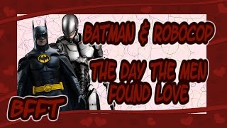 Bad Fanfiction Theater: Batman and Robocop - The Day the Men Found Love