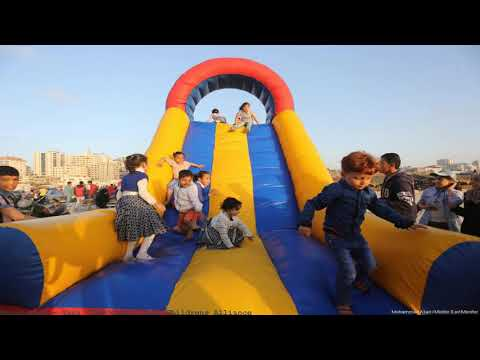 Gaza: The Middle East Childrens Alliance