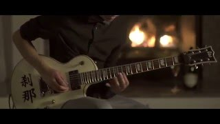 Champagne  Feat. Nick Johnston  // Polyphia Guitar Cover