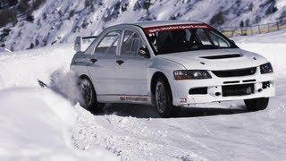 Cours de conduite neige & glace - TCS Training & Events