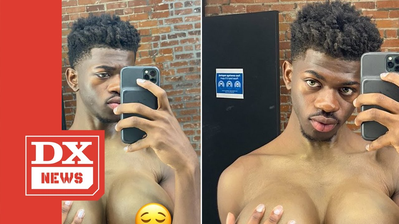"""Download Lil Nas X's Brand New """"Breast Implants"""" Shocks And Confuses All Of His Fans"""