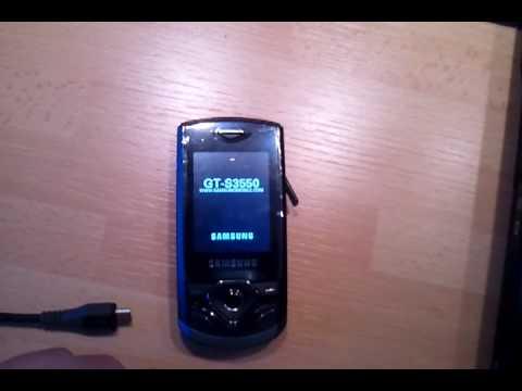 SRS: Unlock Samsung S3550 online (Simlock Removal)