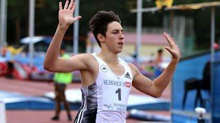 Рекорд России (U18) 400 с/б - 50,83!!!! Фёдор Иванов устанавливает юношеский рекорд России!!!
