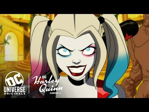 Get to Know Harley | Character Spot | Harley Quinn Premieres 11/29