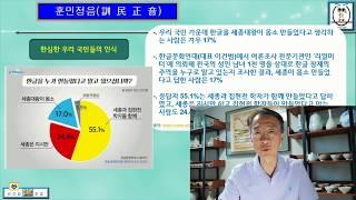 [김성일 快 잡설] 간송미술관 국보 중의 국보  훈민정…