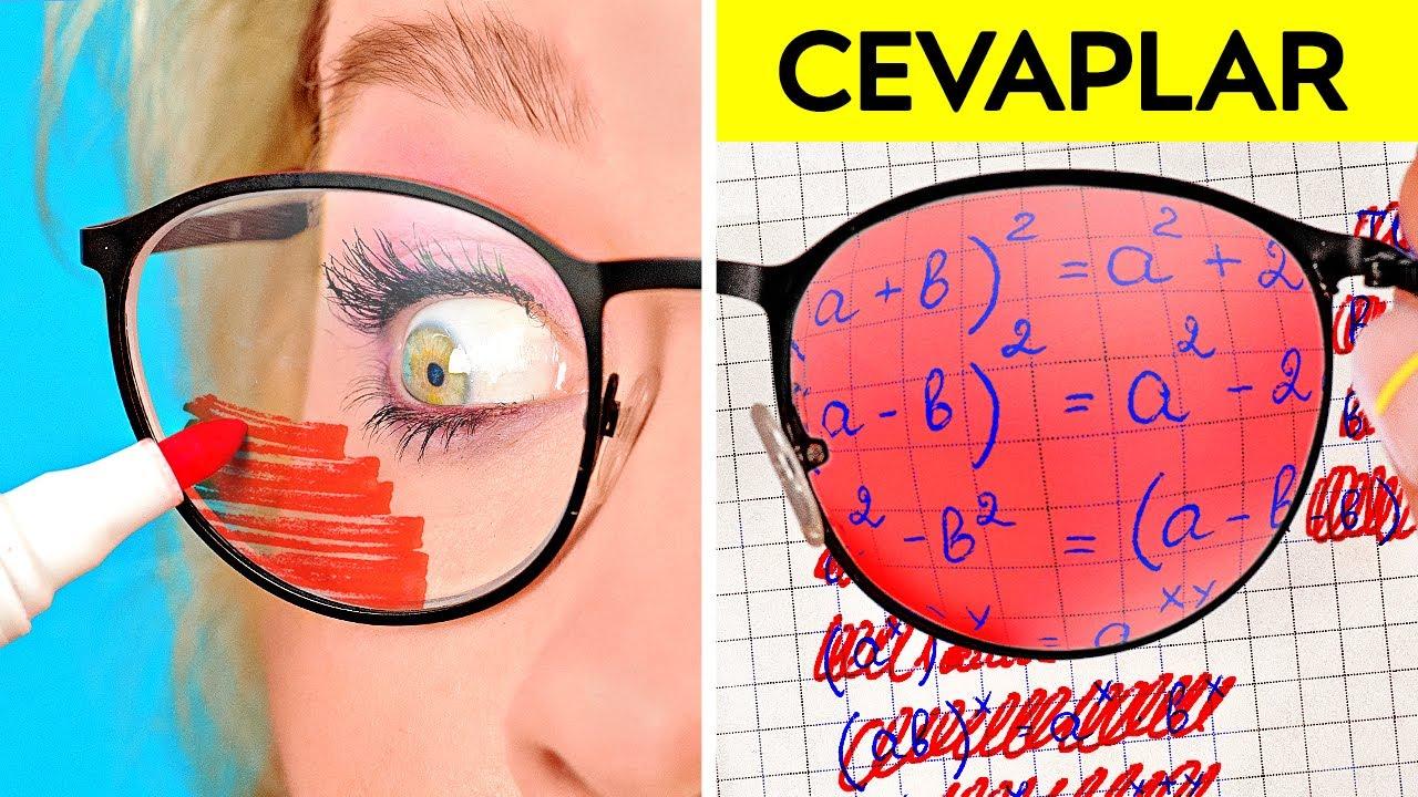 CASUSLUK HİLELERİ VE NUMARALARI || 123 GO!'dan Komik Ve Havalı Casusluk Fikirleri