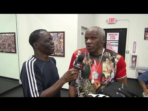 Thumbnail: Jeff Mayweather plans boxing comeback, wants Errol Spence! Mayweather Boxing Club predicts...Part 1