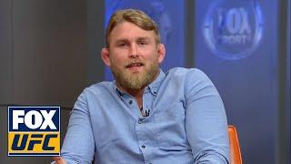 Alexander Gustafsson talks to UFC Tonight | INTERVIEW | UFC Tonight
