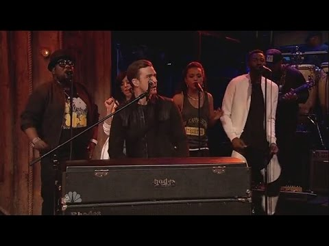 Justin Timberlake - Medley (Late Night with Jimmy Fallon 2013) HD