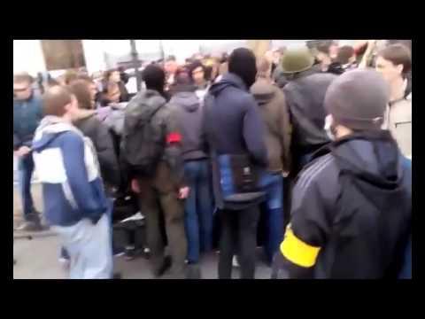 Украина. Хроника преступлений. Одесса, 7 апреля 2014 гда