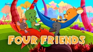 Video Chari Sanga - Odia Story For Children | Odia Gapa | Aai Maa Kahani | Odia Kahani | Odia Cartoon download MP3, 3GP, MP4, WEBM, AVI, FLV September 2018