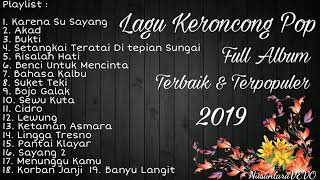 Download Lagu Keroncong Pop Modern Terbaru 2019 Full album mp3
