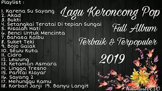Lagu Keroncong Pop Modern Terbaru 2019 Full album mp3