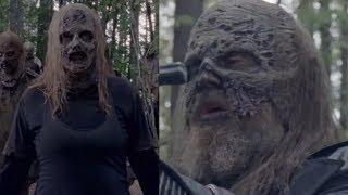 The Walking Dead 'I AM ALPHA' TRAILER Breakdown! Mid season Premiere ONE WEEK EARLY? Photos & more!