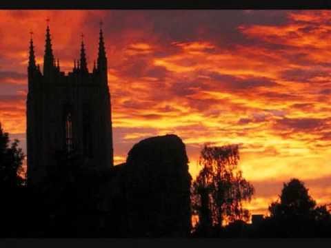 St Edmundsbury Cathedral Choir(UK) - For all the Saints(Hymn).wmv