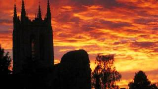 St Edmundsbury Cathedral Choir(UK) - For all the Saints(Hymn).wmv