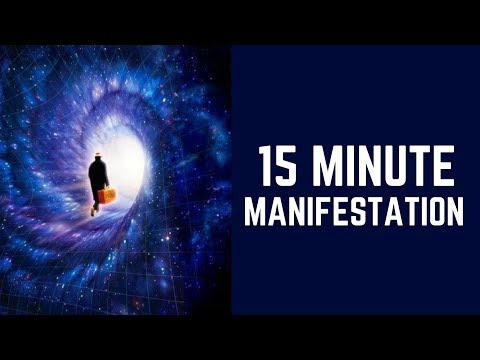 15 Minute Manifestation Review - 15 minute manifestation | 15 minute manifestation review