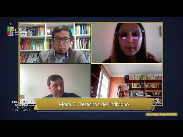 EN VIVO - CONGRESO DE ESTUDIO NUEVA CONSTITUCIÓN: MESA 2