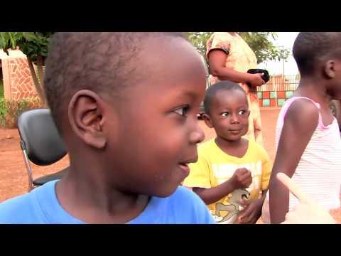 Apadriné un NIÑO de AFRICA | Nícolas Vélez