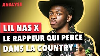 Lil Nas X | Le Rappeur qui Perce Dans La Country