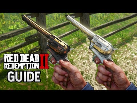 How to Maintain/Clean Weapons in Red Dead Redemption 2 (RDR2 Tips)